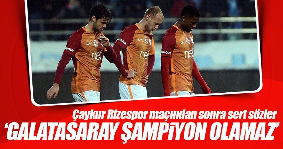 Erman Toroğlu'ndan Galatasaray yorumu!