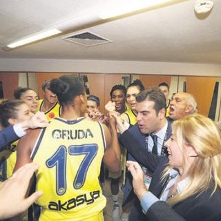 İstanbul'a kupa ile dönmek istiyoruz
