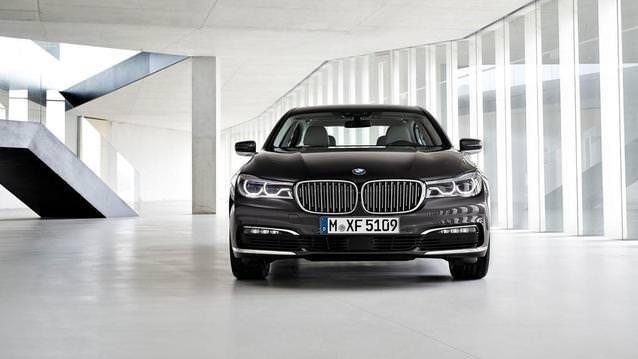 BMW 7 serisi yenilendi