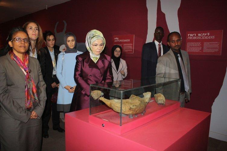 Emine Erdoğan'ın Etiyopya ziyareti