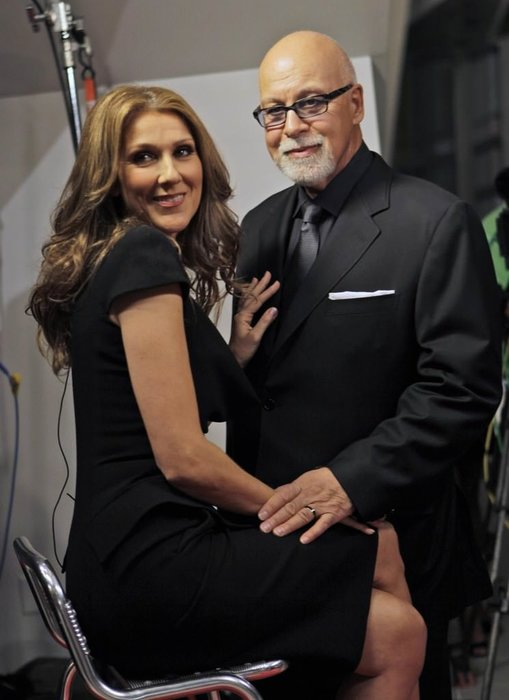 Celine Dion: Kocam benim kollarımda ölmedi