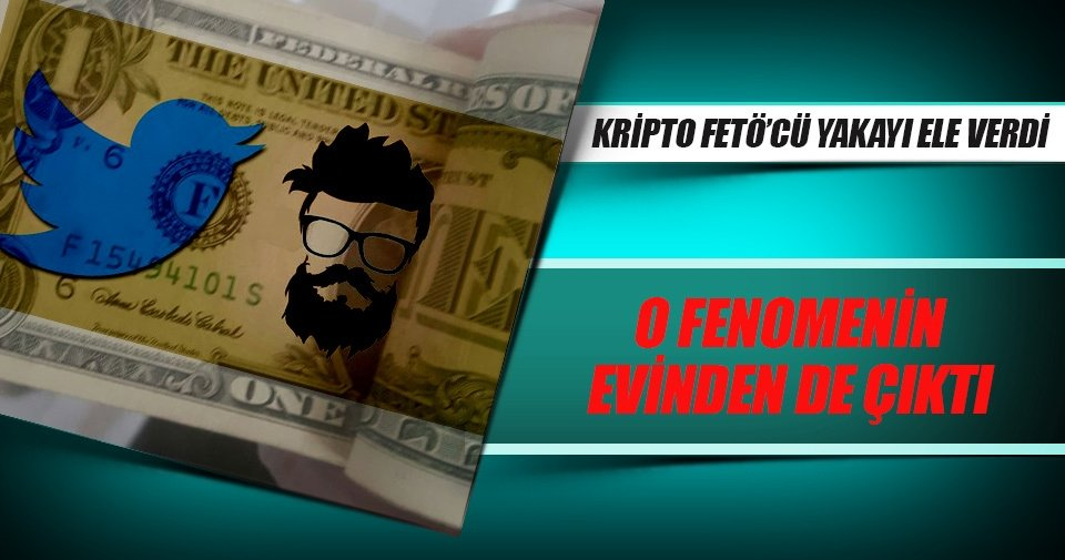 JeansBiri'nin evinden 100 adet F serisi 1 dolar çıktı!