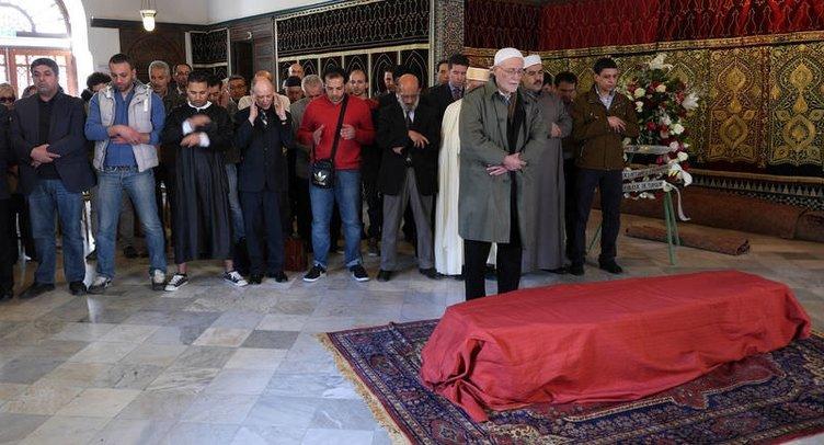 Son Osmanlı hanım sultanına son görev