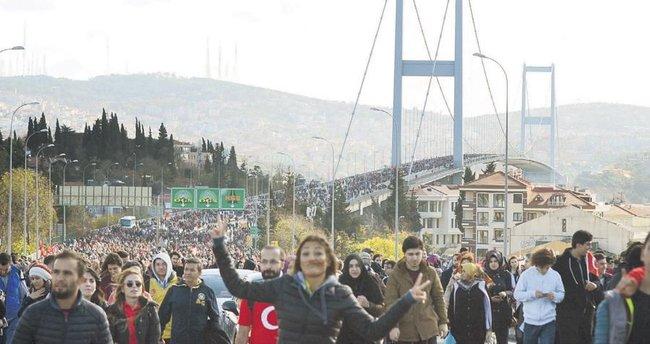 İstanbul'da zafer kardeşin