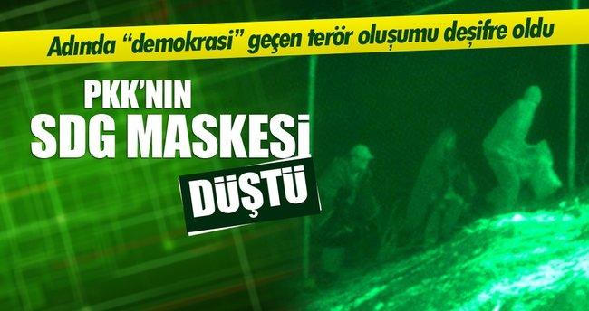 PKK'nın Demokrasi maskeli terör oluşumu deşifre oldu!