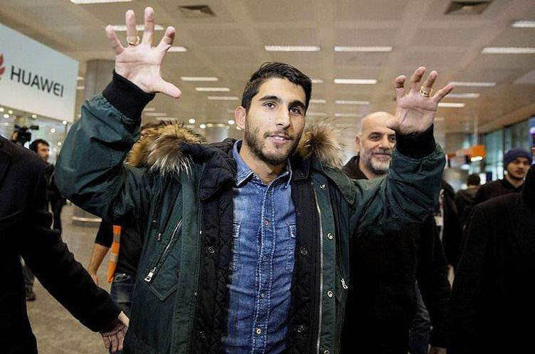 Sürpriz transfer İstanbul'a geldi
