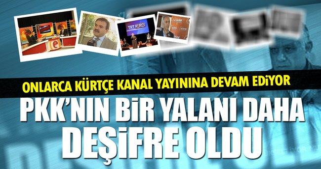 Türkiye'de onlarca Kürtçe kanal  yayınına devam ediyor