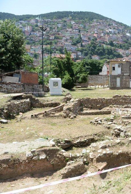 'Mitras Mozaği' bulundu