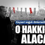 Cumhurbaşkanı Erdoğan: Sizden şehitlerin hakkını alacağız!