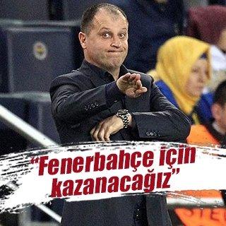 """Zorya hocası: """"Fenerbahçe için Manchester'ı yeneceğiz"""""""