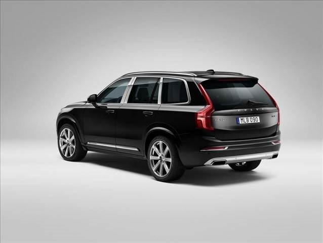 Volvo'nun en lüksü XC90 Excellence