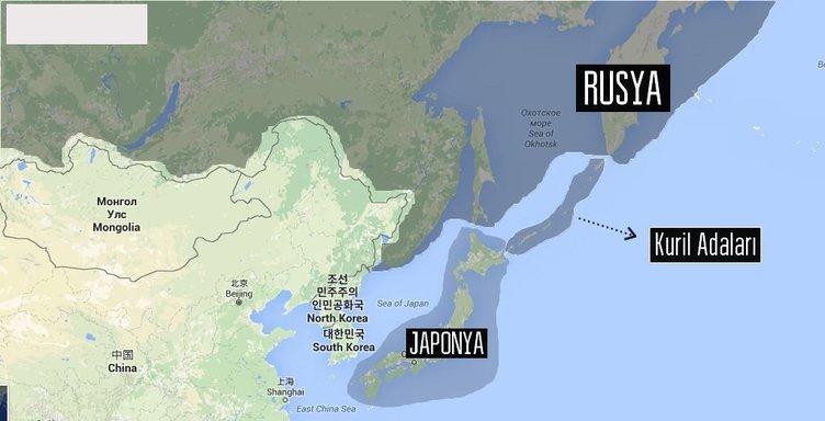 Rusya, Kuril Adaları'na füze sistemi konuşlandırdı