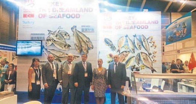 Hong Kong'taki fuarda Türk balıkları tanıtıldı