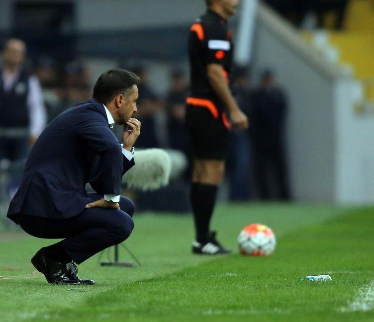 Kayserispor - Fenerbahçe maçından kareler