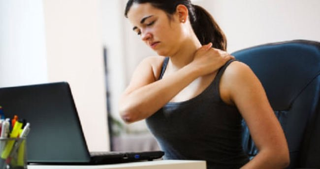 Ofis ağrılarını azaltmanın yolları