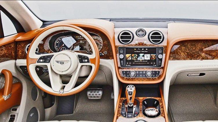 Milyonerlerin yeni oyuncağı: Bentley Bentayga
