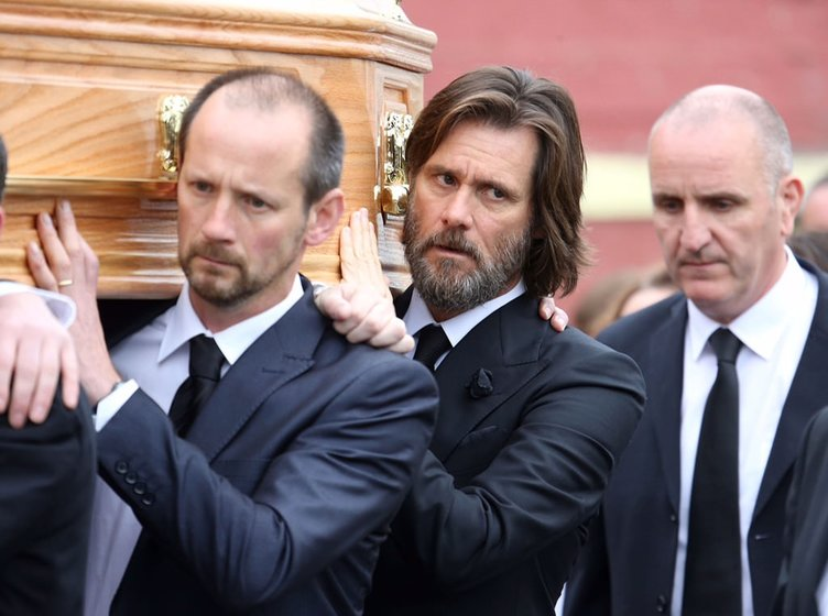 Sevgilisi Jim Carrey'in ilaçlarını içerek intihar etmiş