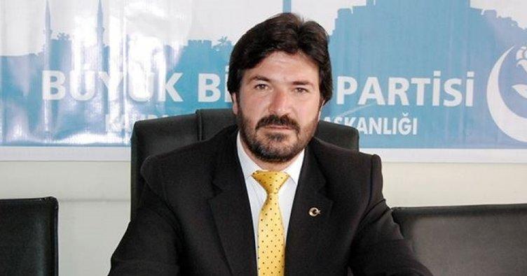 Eski BBP İl Başkanı FETÖ'den gözaltına alındı