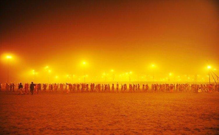 Dünyadan sıcak kareler