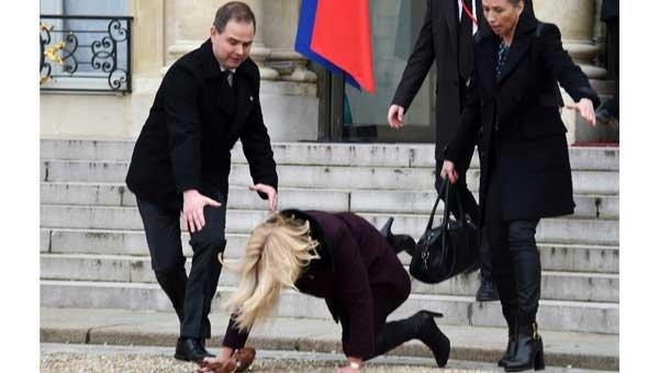 Danimarka'nın Başbakanı böyle düştü