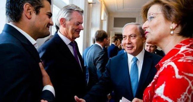 Türk asıllı milletvekili, Netanyahu'yu reddetti!