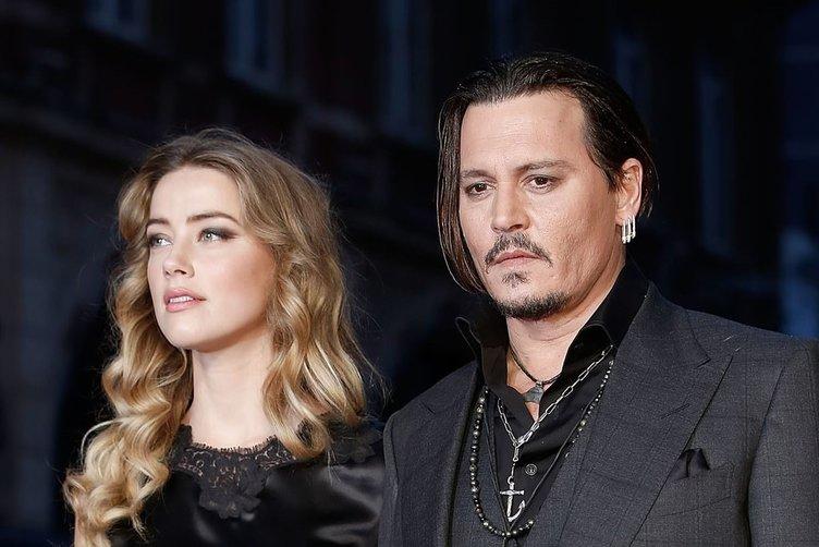 Johnny Depp, parmağını keserek eski eşine not bıraktı