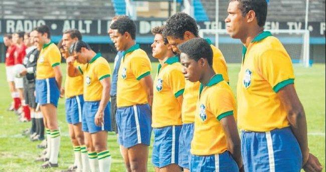 Pele'nin filmi futbol dünyasını buluşturacak