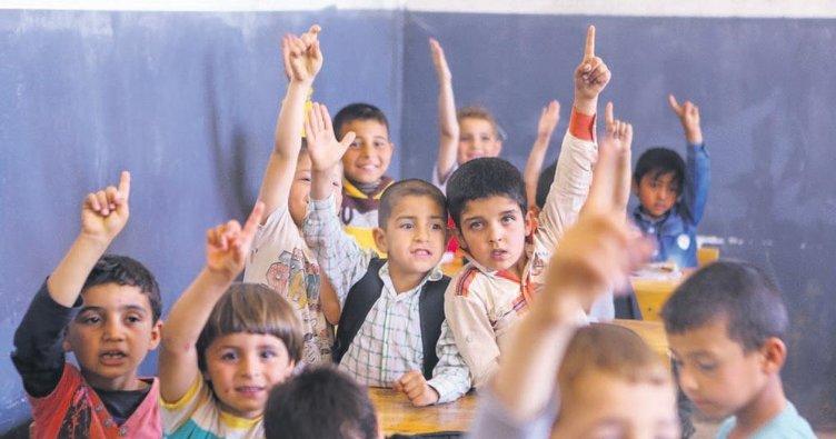 Ömer Halisdemir'ler Suriye'de yetişiyor