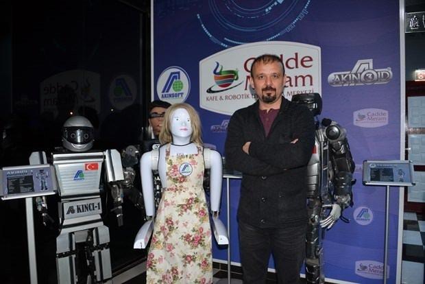 Türkiye'nin ilk 'insansı robot' fabrikası kuruluyor