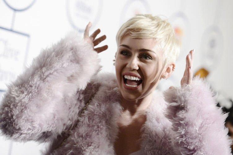 Miley Cyrus'ın kalbi iflas etti
