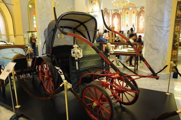 Zamanda yolculuk yaptıran müze