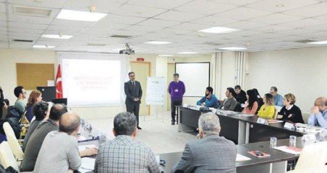 Acil sağlık personeline ÇİLYAD eğitimi