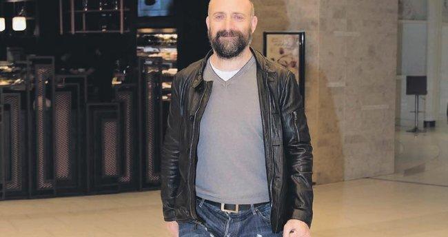 Halit Ergenç: 'Ev ile işi birbirinden ayırıyoruz'