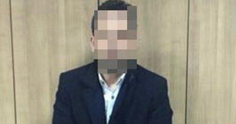 Adliye hırsızı Kocaeli'de yakalandı