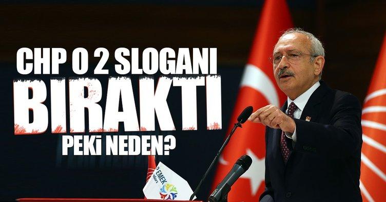CHP'nin hala savunduğu Gezi ile kaybettiği iki söylem
