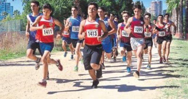 6 ilden toplam 131 sporcu koştu