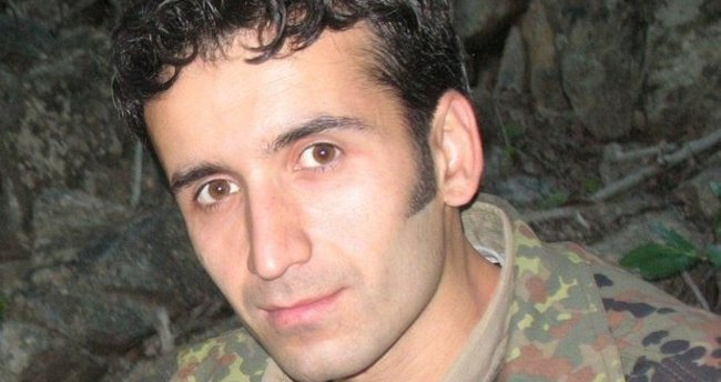 1.5 milyon lira ödül ile aranan terörist öldürüldü
