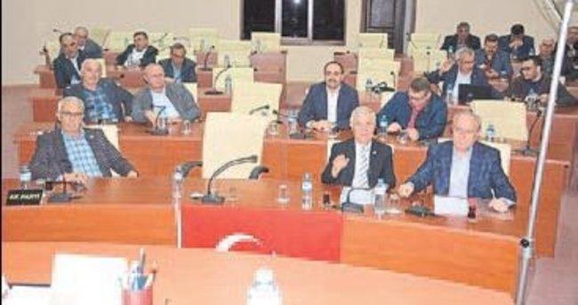 Isparta'nın bütçesi Meclis'ten geçti