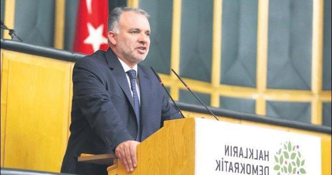 HDP'den U dönüşü