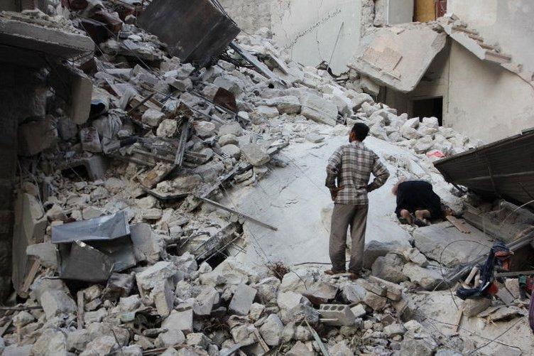 'Suriye'nin yüzde 75'i yoksul'