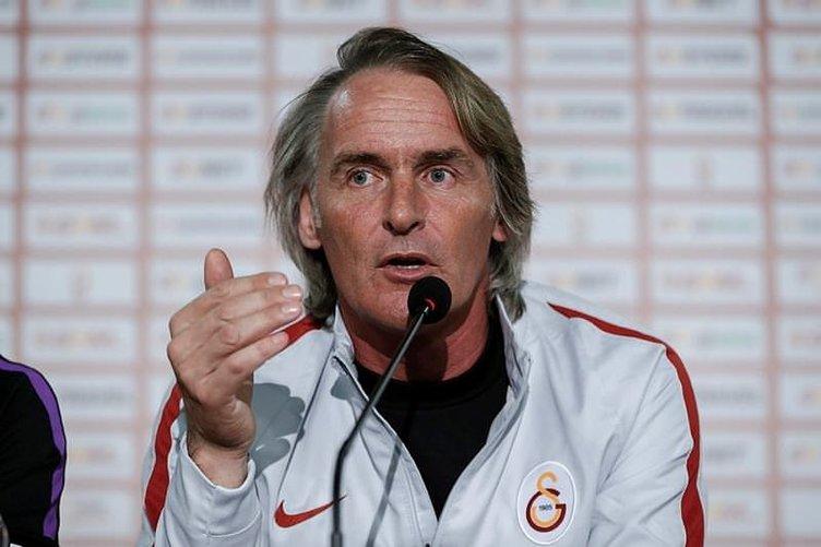 Riekerink: Bursaspor maçı sonrası istifa etmeyi...