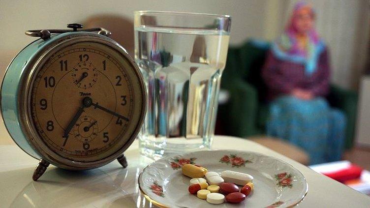 'Oruçlu kronik hastalarda ilaç kullanımı planlamalı'