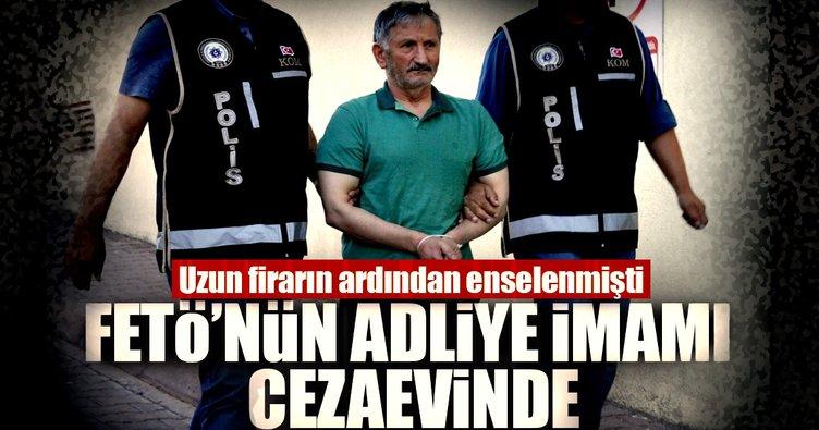 FETÖ'nün 'adliye imamı' cezaevine sevk edildi