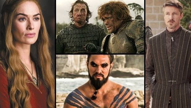 Game Of Thrones'tan önce nerede rol aldılar