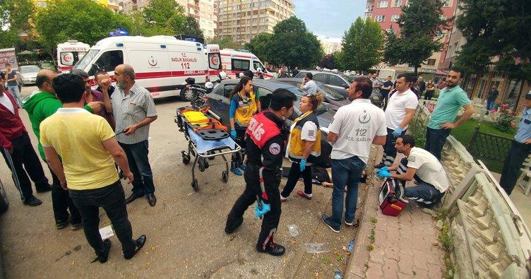 Konya'da iki gurup arasında silahlı kavga: 1 ölü 5 yaralı