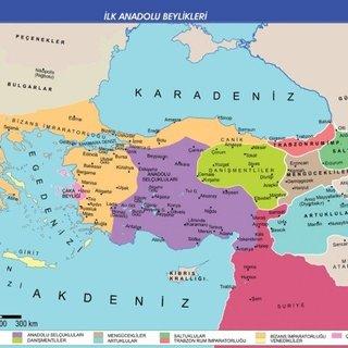 Anadolu da kurulan ilk türk beylikler ve eselerleri nelerdir