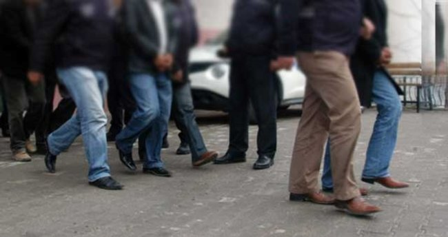 Hatay'daki operasyonda 69 zanlıdan 16'sı tutuklandı