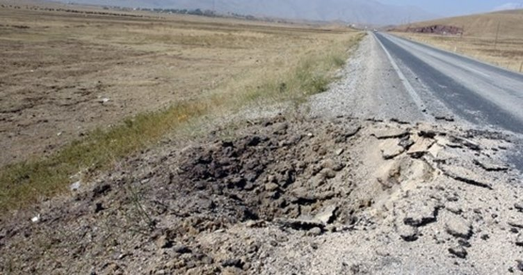 Şemdinli'de mayın infilak etti: 1 kişi hayatını kaybetti