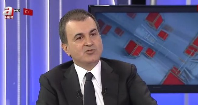 AB Bakanı Çelik AHaber'e önemli açıklamalar
