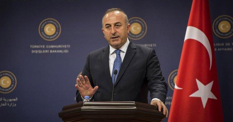 Dışişleri Bakanı'ndan flaş Kıbrıs açıklaması